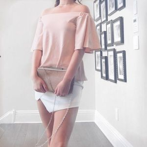 ✨HOST PICK✨NEW✨Krista Blush Blouse